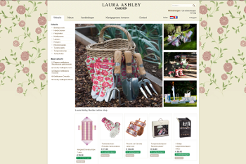 Laura Ashley Garden webshop